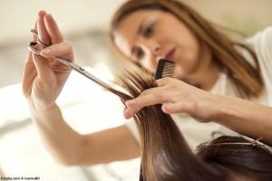 Salon Schulte Susanne und Team Bild - Dame Haarschnitt Pointen Passe